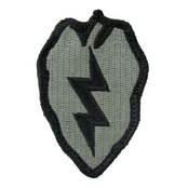 Army Unit Patch 25th Infantry Division