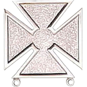 Army Badge, Regular Mirror Finish, Marksman Shooting