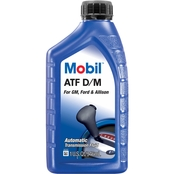 Mobil ATF D/M Automatic Transmission Fluid, 1 Qt.