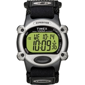 Timex Men's Alarm Timer Digital Chronograph 48061