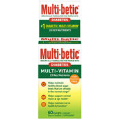 MagniLife Akorn Vitamin Multibetic 60 ct.