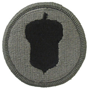 Army Unit Patch 87th USAR Support Command