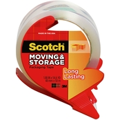 Scotch Mailing & Storage Tape with Refillable Dispenser