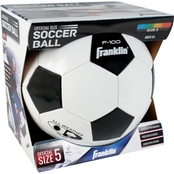 Franklin Sports Size 5 Competition 100 Soccer Ball