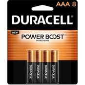 Duracell AAA Batteries 8 Pk.