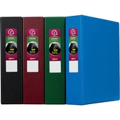 Avery Durable Binder, 2 in. Round Rings, 500 Sheet Capacity