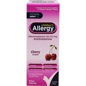 Exchange Select Children's Allergy Cherry Liquid 4 oz.
