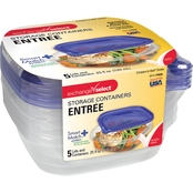 Exchange Select 25 oz. Entree Container 5 pk.