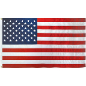 Annin Flagmakers 5 x 9 ft. Nylon U.S. Casket Flag