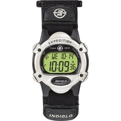 Timex Men's Expedition Digital Outdoor Performance Chronograph Black 47852