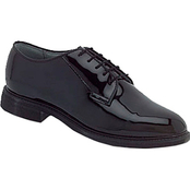 DLATS Men's Black Oxford Dress Shoes