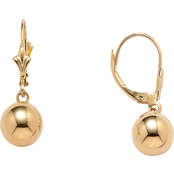 PalmBeach 14K Gold Drop Earrings