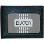 Buxton Mountaineer Collection Bifold Credit Card I.D. Billfold
