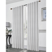 Dainty Home Stacy Lined Panel Pair