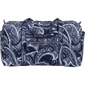 Vera Bradley Iconic Large Travel Duffel Bag, Indio