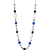 Carol Dauplaise One Row Long 37 in. Necklace