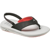 Reef Boys Grom Rover Sandals