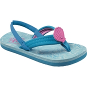 Reef Girls Little Ahi Swirl Shoes