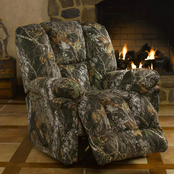 Best Home Furnishings Maurer Camo Rocker Recliner