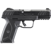 Ruger Security-9 9mm 4 in. Barrel 10 Rnd 2 Mag Pistol Blued