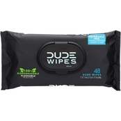 DUDE Wipes Dispenser Pack 48 Ct.