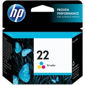 HP 22 Tri Color Original Ink Cartridge