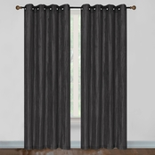 Dainty Home Verona Single Curtain Panel