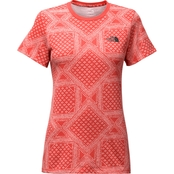 The North Face Allover Print Crew Tee