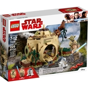 LEGO Star Wars: The Empire Strikes Back Yoda's Hut Building Kit