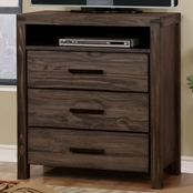 Furniture of America Rexberg Media Chest