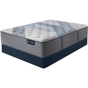 Serta iComfort Hybrid Blue Fusion 1000 Luxury Firm Mattress Set