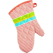 Martha Stewart Collection Fiesta Oven Mitt