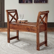 Signature Design by Ashley Abbonto Accent Bench