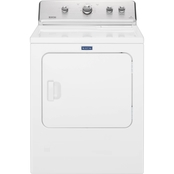Maytag Large Capacity 7.0 cu. ft. Front Load Gas Dryer with Wrinkle Control