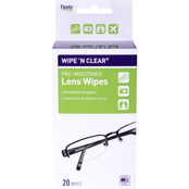 Apothecary Lens Wipe 'n Clean Tissues 20 ct.