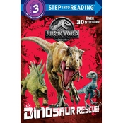 Jurassic World: Fallen Kingdom Dinosaur Rescue!