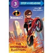 Disney Pixar Incredibles 2: The Incredible Elastigirl