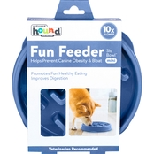 Fun Feeder Slow Feeding Dog Bowl