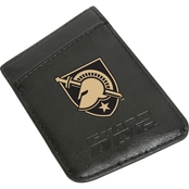 Guard Dog West Point Black Knights Card Keeper RFID Protected Leather Phone Wallet