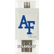 Flashcot Air Force Falcons iFlashDrive HD USB 16GB Drive