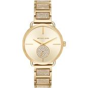 7830ee15d0cb Michael Kors Women s Portia Pave Watch 36MM MK3852