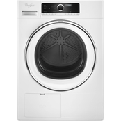 Whirlpool 4.3 cu. ft. Compact Ventless Heat Pump Electric Dryer with Wrinkle Shield