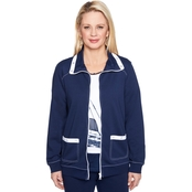 Alfred Dunner Plus Size Jacket