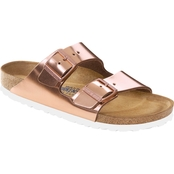 Birkenstock Arizona Two Strap Leather Sandals