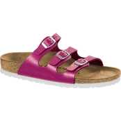 Birkenstock Florida Three Strap Birko Flor Sandals