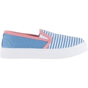 Oomphies Preschool Girls Madison Slip On Sneakers