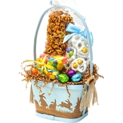 Naper Nuts & Sweets Bunny Trail Basket