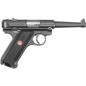 Ruger Mark IV Standard 22 LR 4.75 in. Barrel 10 Rnd 2 Mag Pistol Blued