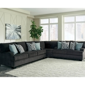 Benchcraft Charenton 3 pc. Sofa Sectional