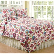 C&F Home Teagan Quilt Set